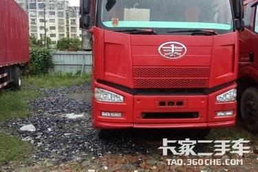 二手载货车 一汽解放 310马力图片