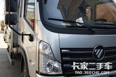 二手载货车 时代汽车(原福田时代) 143马力图片