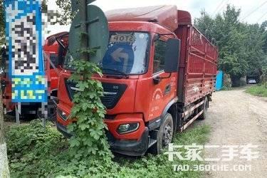 二手载货车 东风商用车 230马力图片