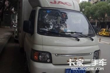 二手载货车 江淮康铃 110马力图片