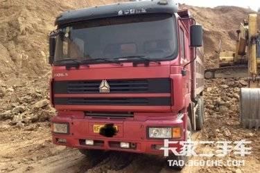二手自卸车 中国重汽 300马力图片
