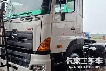 二手牵引车 广汽日野 450马力图片