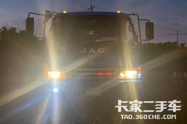 江淮自卸车7108Y鼎力