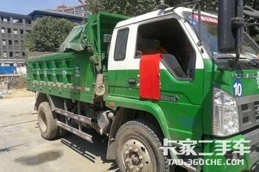 二手自卸车 江淮康铃 110马力图片