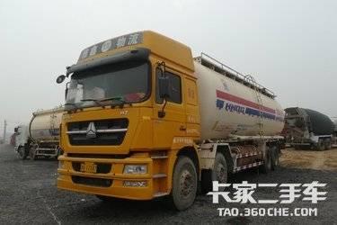 二手专用车 中国重汽 380马力图片