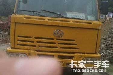 二手自卸车 上汽红岩 290马力图片