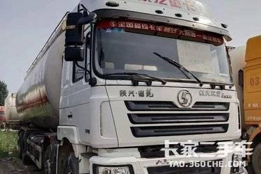 二手专用车 中集凌宇(凌宇牌) 375马力图片