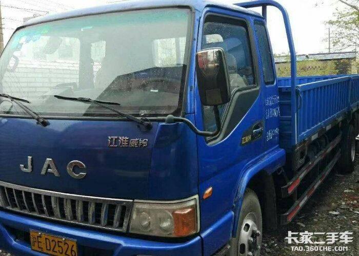 江淮康铃 130马力 载货车