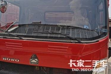 二手载货车 重汽HOWO轻卡 160马力图片