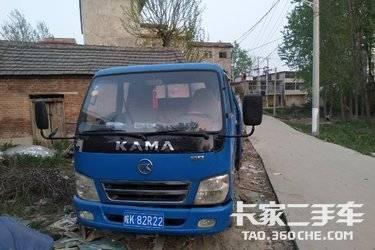 二手载货车 凯马 105马力图片