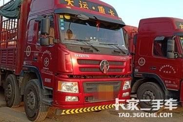 载货车  大运重卡 350马力