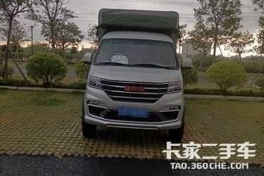 二手载货车 华晨鑫源金杯 109马力图片