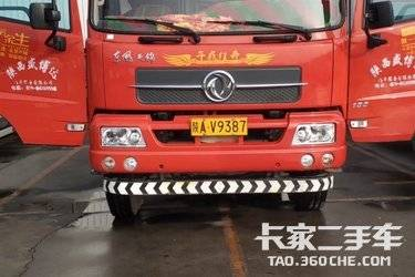 二手载货车 东风商用车 180马力图片