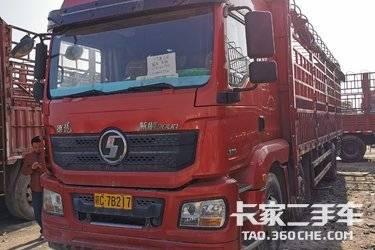 二手载货车 陕汽重卡 270马力图片