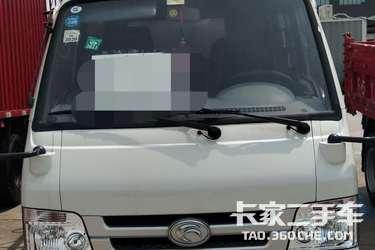 二手载货车 时代汽车(原福田时代) 82马力图片