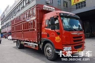 二手载货车 青岛解放 185马力图片