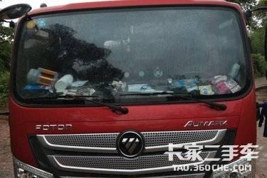 二手载货车 福田欧马可 149马力图片