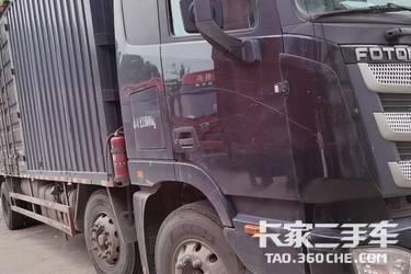 二手福田欧曼 欧曼EST 280马力图片