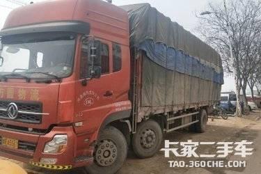 二手载货车 东风新疆(原专底/创普) 210马力图片