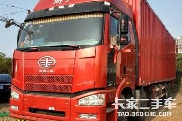 二手载货车 一汽解放 420马力图片