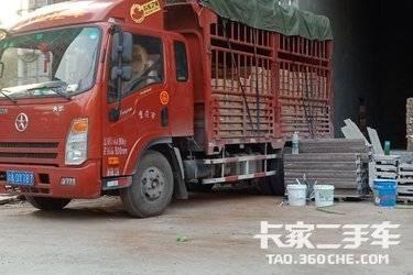 二手载货车 大运轻卡 140马力图片