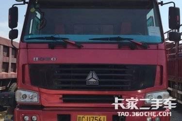 二手自卸车 中国重汽 375马力图片