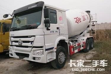 二手载货车 中国重汽 340马力图片