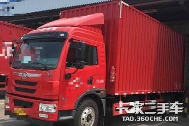 载货车 青岛解放 160马力