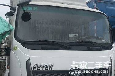 二手载货车 福田欧马可 160马力图片