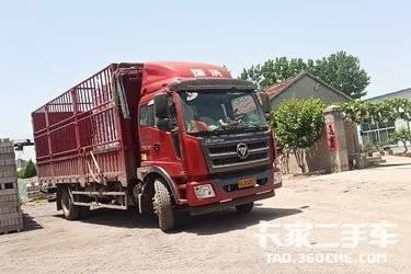 二手福田瑞沃 瑞沃Q5 载货车 170马力