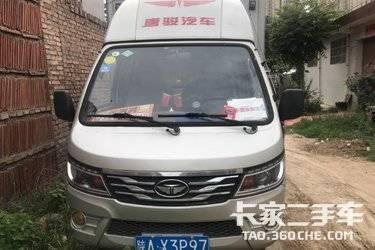 二手载货车 唐骏汽车 132马力图片