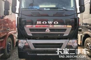 二手牵引车 中国重汽 440马力图片