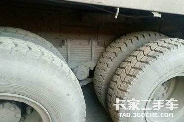 二手自卸车 东风股份 290马力图片