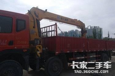 二手载货车 东风创普 245马力图片