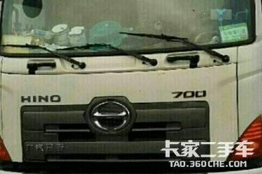 二手牵引车 广汽日野 图片