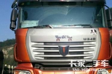 二手载货车 联合卡车 图片
