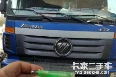 二手载货车 福田商务车 图片