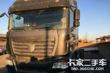 二手牵引车 联合卡车 图片