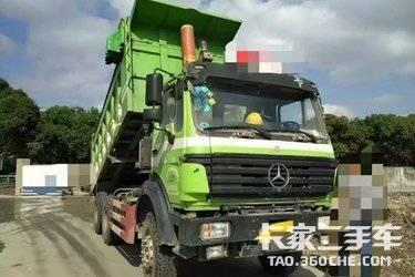 二手载货车 奔驰 30马力图片