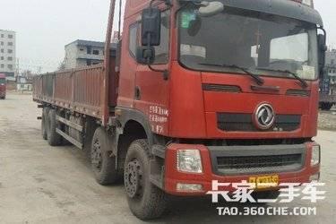 二手载货车 东风创普 310马力图片