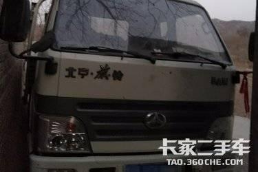 二手轻卡 北京牌 495马力图片