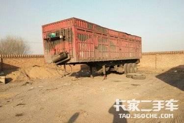 二手挂车 中国重汽 图片