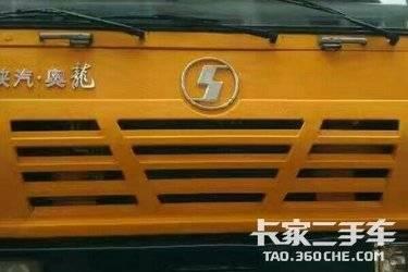 二手自卸车 陕汽榆林 图片