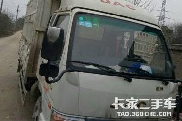 二手轻卡 江淮骏铃 3.12马力图片