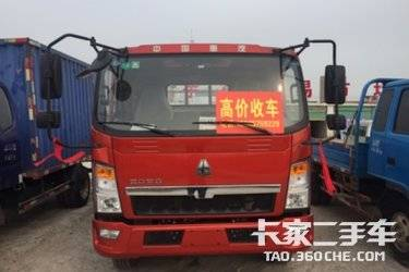 二手载货车 中国重汽 图片
