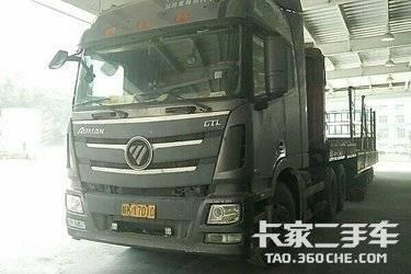 二手牵引车 福田商务车 图片
