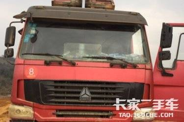 二手自卸车 中国重汽 图片