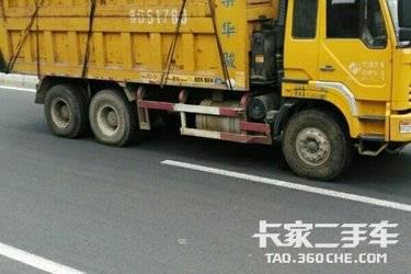 二手自卸车 依维柯 340马力图片