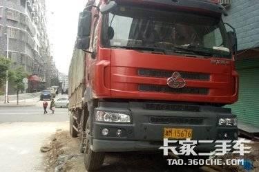 二手载货车 东风 31马力图片