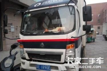 二手轻卡 中国重汽 4.3马力图片